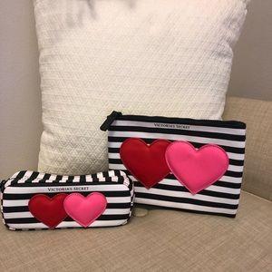 Victoria's Secret make up bags